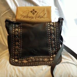 Patricia Nash Granada leather handbag.